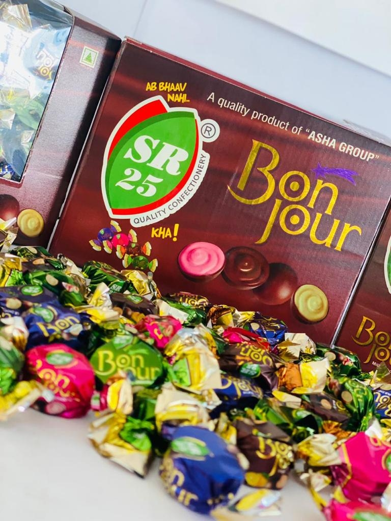 Asha Confectionery: A List of SR25's Most Popular Products